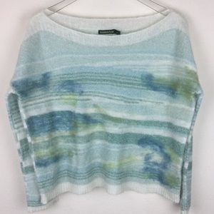 Troubadour Frosted Horizon sweater size M